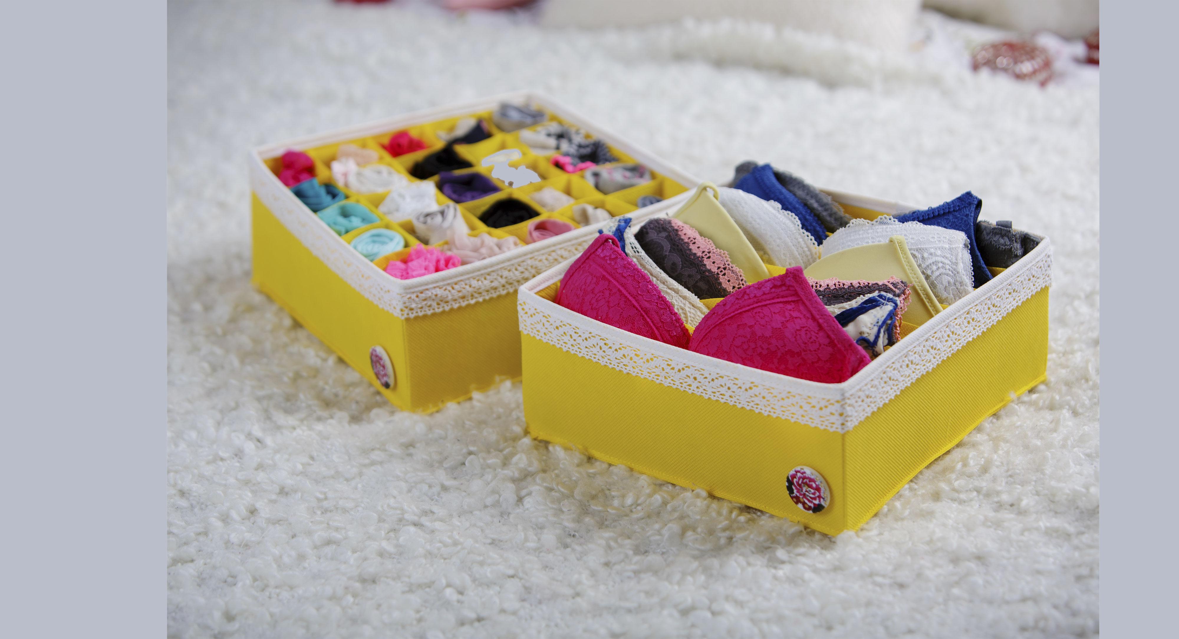 Ящик для белья своими руками фото